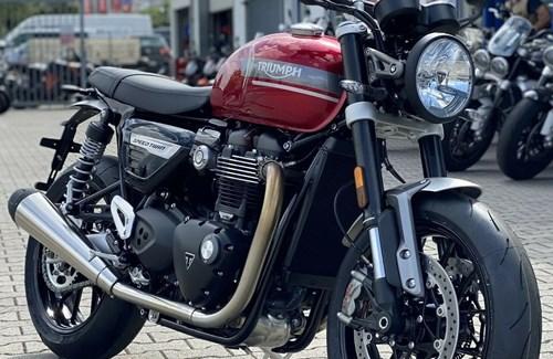 Neumotorrad Triumph Speed Twin