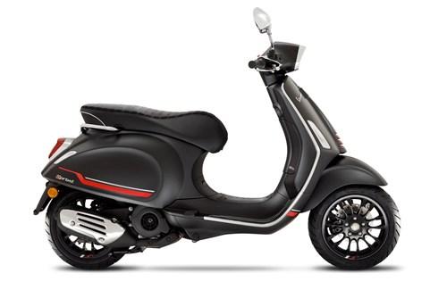 Neumotorrad Vespa Sprint 125 Sport iGET