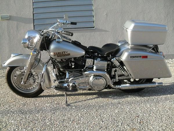 Gebrauchtmotorrad Harley-Davidson Electra Glide Police Edition