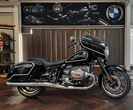 Neumotorrad BMW R 18 B
