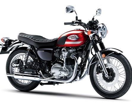 Neumotorrad Kawasaki W 800