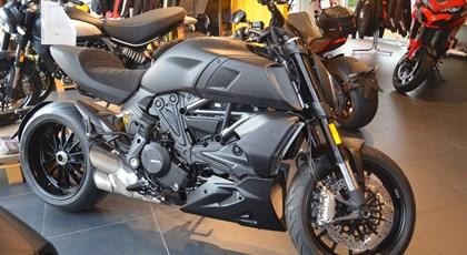 Neumotorrad Ducati Diavel 1260