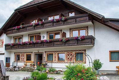 Motorrad Hotel Schlickwirt Gruppenhaus