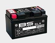 BS Batterie BTZ10S SLA startbereit