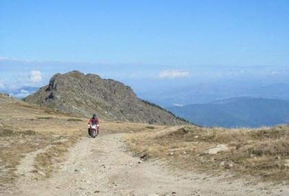 Motorrad Tour Expedition Mazedonien
