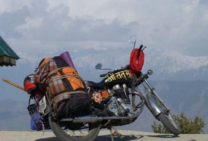 Motorrad Tour Amritsar - Manikaran (INDIEN)