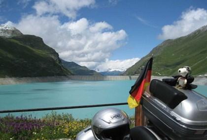 Motorrad Tour Schweiz - Im Land der Käslochbohrer