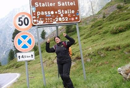 Motorrad Tour Österreich - Osttirol - Südtirol