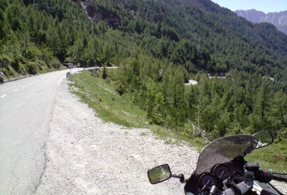 Motorrad Tour Panoramatour Socatal & Sella Nevea