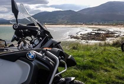 Motorrad Tour Nordirland - Betriebsausflug 1000PS Tour 3