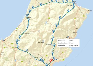 TT Tourist Trophy Straßenrennen Isle of Man