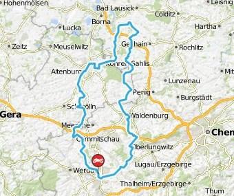 Motorrad Tour Horch Klassik 2018