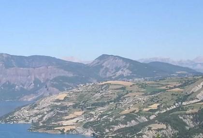 Motorrad Tour  Alpen Challenge 2019 - Tag 3  Chichilianne - Le Sauze