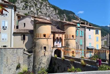 Motorrad Tour Alpen Challenge 2019 - Tag 4   Le Sauze - Le Sauze