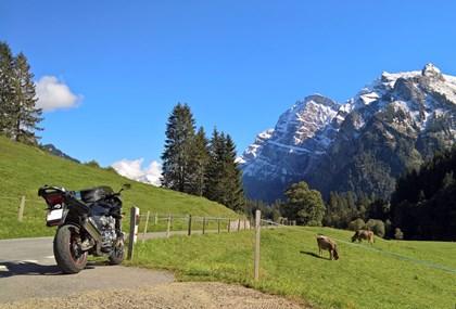 Motorrad Tour Herbst-Tour