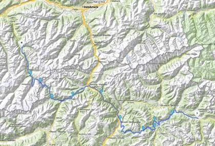 Motorrad Tour Alpen 2001 - [TAG 4] - Pässe: Italien / Österreich