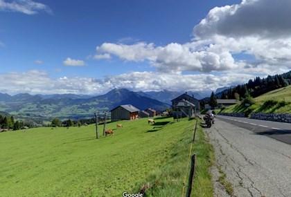 Motorrad Tour Vom Wädle ins Appenzeller Land