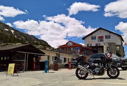 Motorrad Tour Bündner Pässe