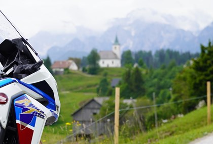 Motorrad Tour Schottertour MoHo Bad Eisenkappel