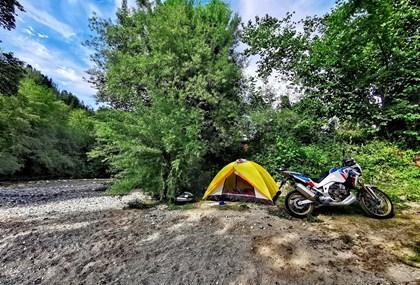 Motorrad Tour Lunz am See - Kalte Kuchl - Mariazell