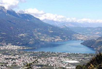 Motorrad Tour Trient-Gardasee