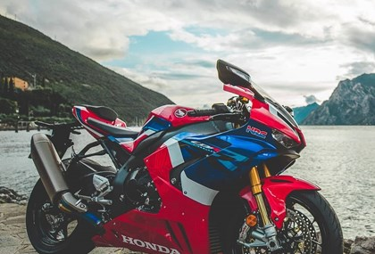 Motorrad Tour Gardasee 1000PS Tour mit der Fireblade