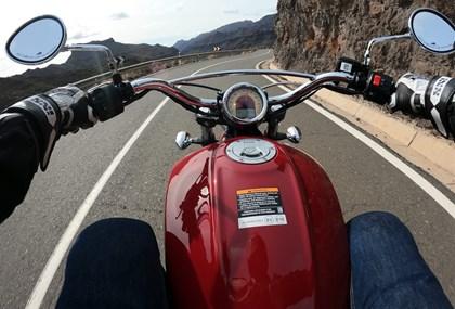 Motorrad Tour Gran Canaria Winterflucht intensiver Tag 4 mit Inselrunde