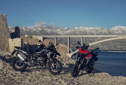 Motorrad Tour Kroatien - Küste - Zadar