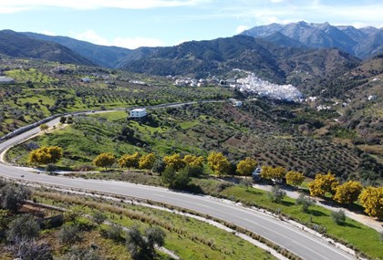 Motorrad Tour Nachmittagsrunde Marbella