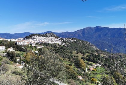 Motorrad Tour Andalusien intensiv - Atlantik - Berge und Schotter