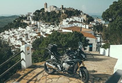 Motorrad Tour Mega Tour rund um Ronda - Kurven ohne Ende