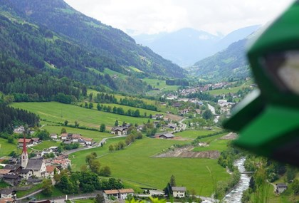 Motorrad Tour Brixen - Bozen und Meran - Nachmittagstour