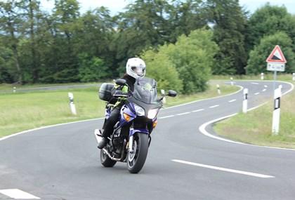Motorrad Tour Dörnröschen und Meißner