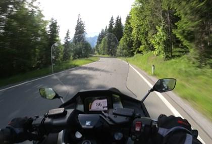 Motorrad Tour Quer durch Österreich zum Großglockner