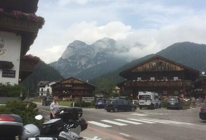 Motorrad Tour Runde um Österreich