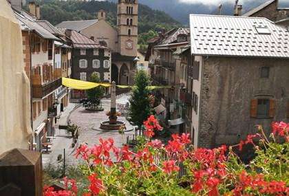 Motorrad Tour Guillestre-Appenzell