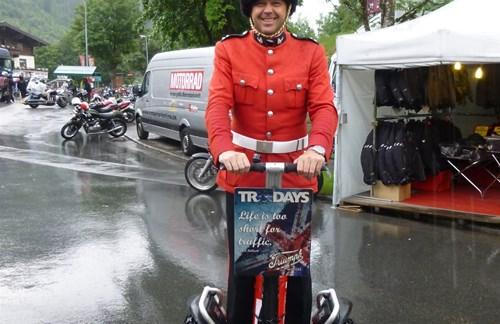 Motorradtour zu den TRIDAY´s 2014