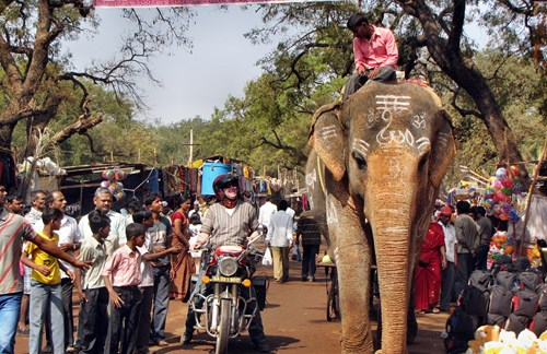 Reisebericht: Indien
