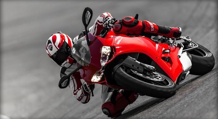 Vorstellung der neuen Ducati 899 Panigale