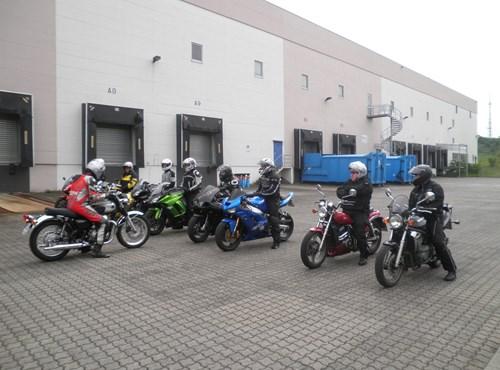 Motorrad Sicherheitstraining