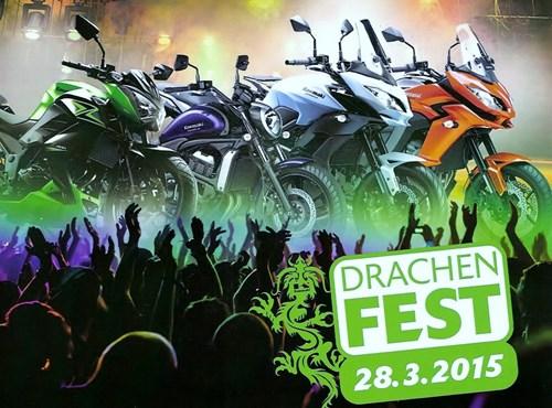 Drachenfest 2015