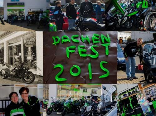 KAWASAKI Drachenfest 2015