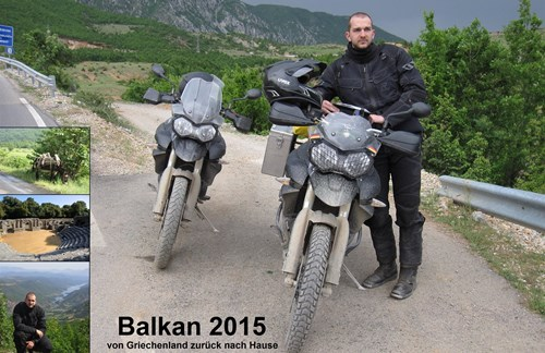 Fotovortrag Balkan