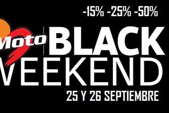 BENIMOTO BLACK WEEKEND / 25-26 Septiembre