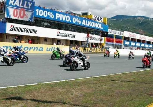 Rijeka 2016 - Motorrad Eder Racing Team