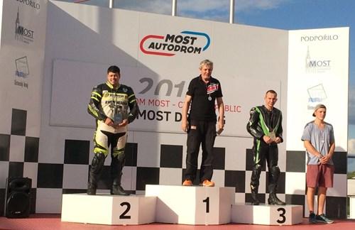 Klassik Trophy Rennen in Most
