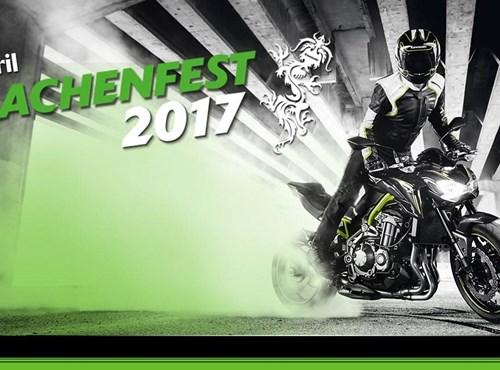 Kawasaki Drachenfest 2017