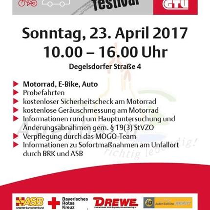 Auerbacher Testival  Auch wir sind natürlich mit vor Ort, kommt zum Testen unserer KTM Flotte vorbei .....   Sonntag, 23. April 2017 10.00 – 16.00 Uhr Degelsdorfer ...