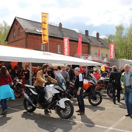 Motorradsternfahrt Kulmbach auch dieses Jahr werden wir wieder mit Unterstützung von KTM Deutschland für Euch bei der Sternfahrt vor Ort sein.