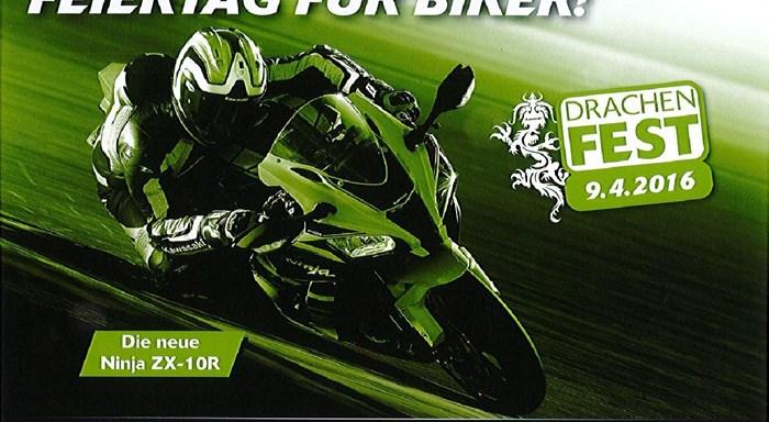 Auto-Motorradtage in Scheeßel - 9. & 10. April 2016